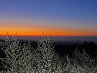 Sviće zora na putu do Gelendera