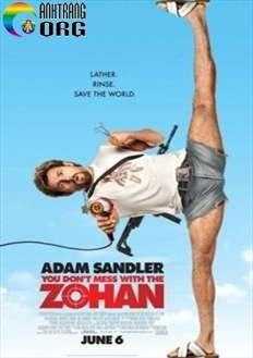Đừng Đùa Với Zohan | Đặc Vụ Cắt Tóc